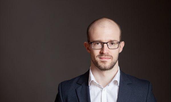 Felix Bauer, Gründer von Aircloak im Gespräch mit Lina Scherpe